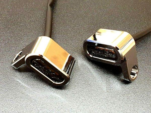 Led-Mini Blinker universal für Lenkerarmatur, E-geprüft