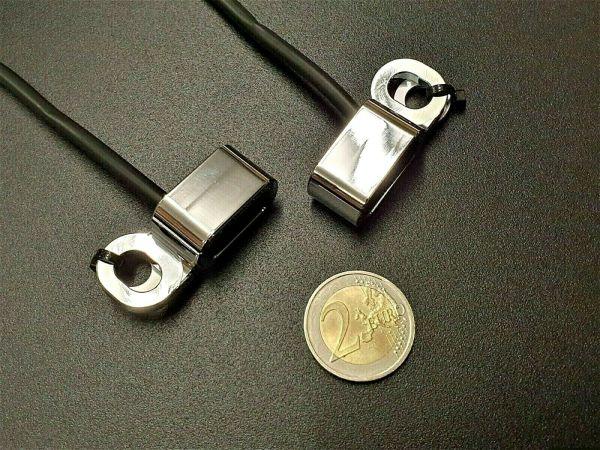 Led-Mini Blinker Harley VRSC, FLH, Lenkerarmatur hydraulisch, Bj. 2009-