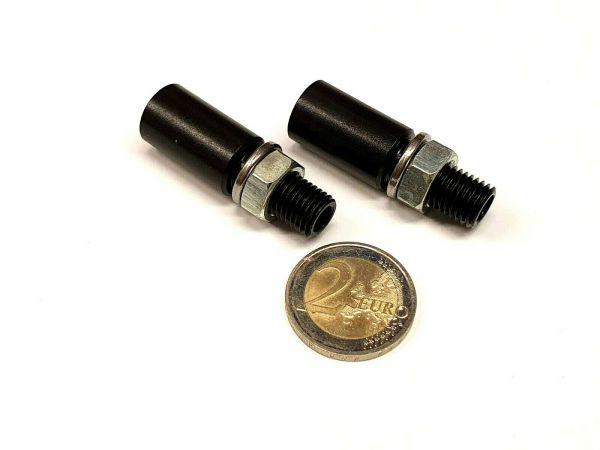 Blinker Adapter 25mm M8 auf M10 Blinkerverlängerung