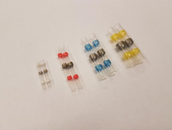 Lötverbinder Schrumpfverbinder; 0,25-0,34mm²