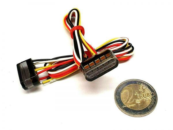 Led Blinker Modul getönt 3in1, E-geprüft