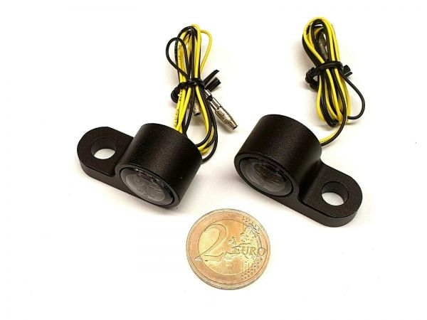 JS-Parts Led-Mini Blinker Lenkerarmatur Universal Top Qualität!