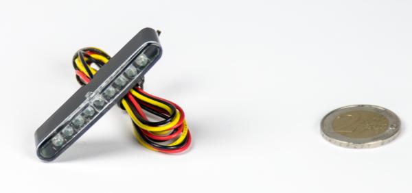 Mini LED Rücklicht mit Bremslichtfunktion