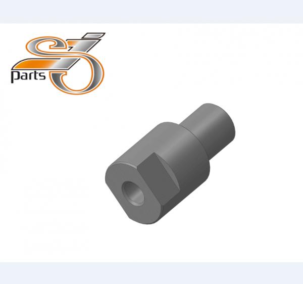 Montagebolzen für Kennzeichenhalter Suzuki Intruder VS, VL, C, M, VZR 1400-1800