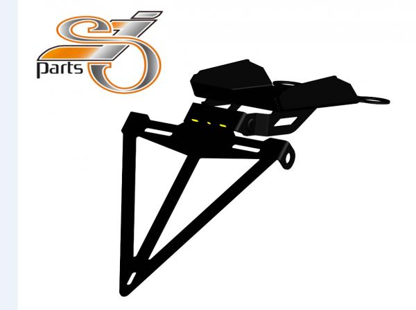 Kennzeichenhalter Ducati Hyperstrada 821 / 939 / SP